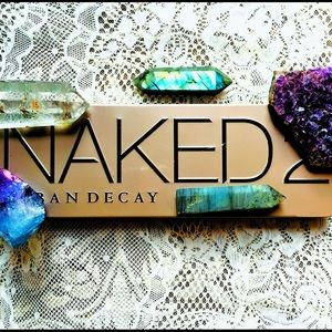 Naked 2 :UD pallete
